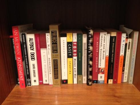 Bookshelves 004