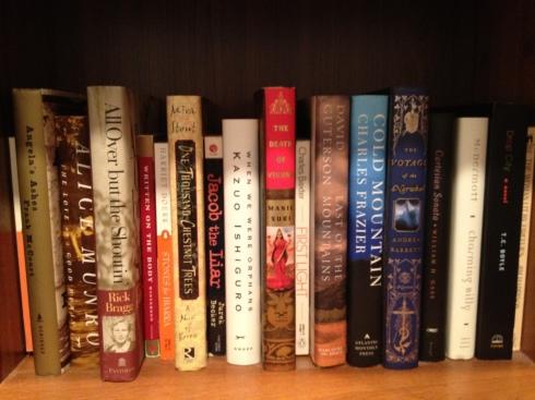 Bookshelves 005