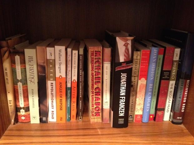 Bookshelves 006