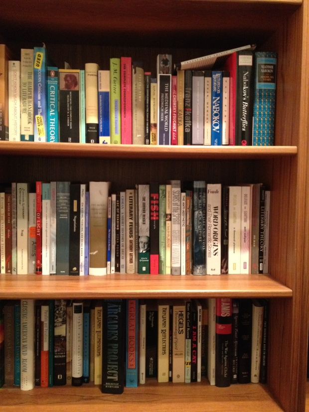 My gym bookshelves 003