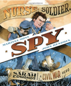 Nurse, Soldier, Spy - Perfect Picture Book Friday
