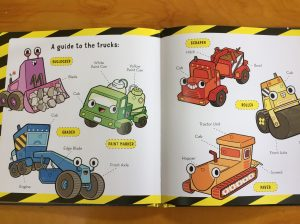 The Road That Trucks Built – Perfect Picture Book Friday